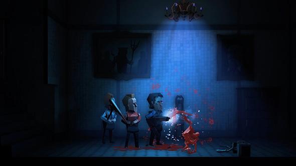 evil dead phantom halls