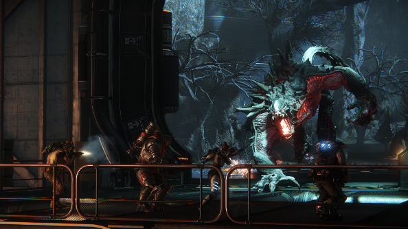 Four Davids vs. Goliath: Evolve's latest trailer shows off a full match