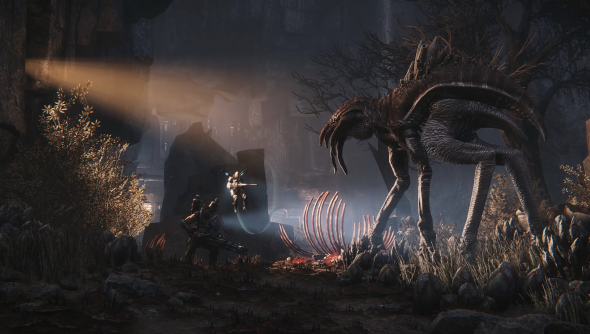 evolve trailer stalker wraith turtle rock 2k games