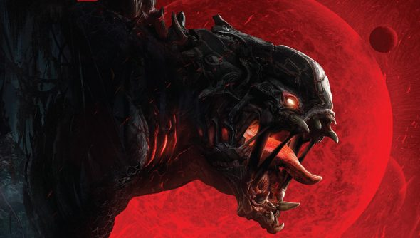 Evolve is a multiplayer alien hunting game