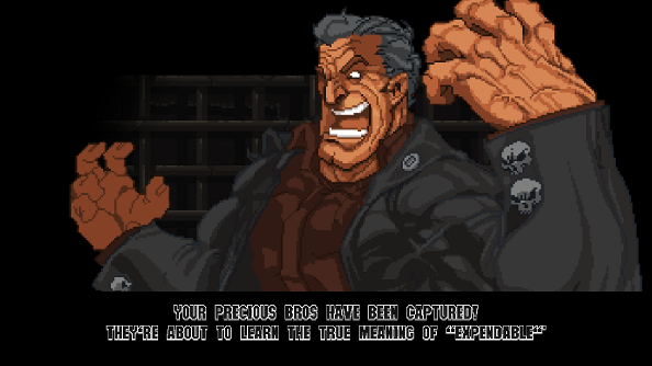 Expendabros: Broforce and Expendables 3 join forces to fight Mel Gibson in free spin-off