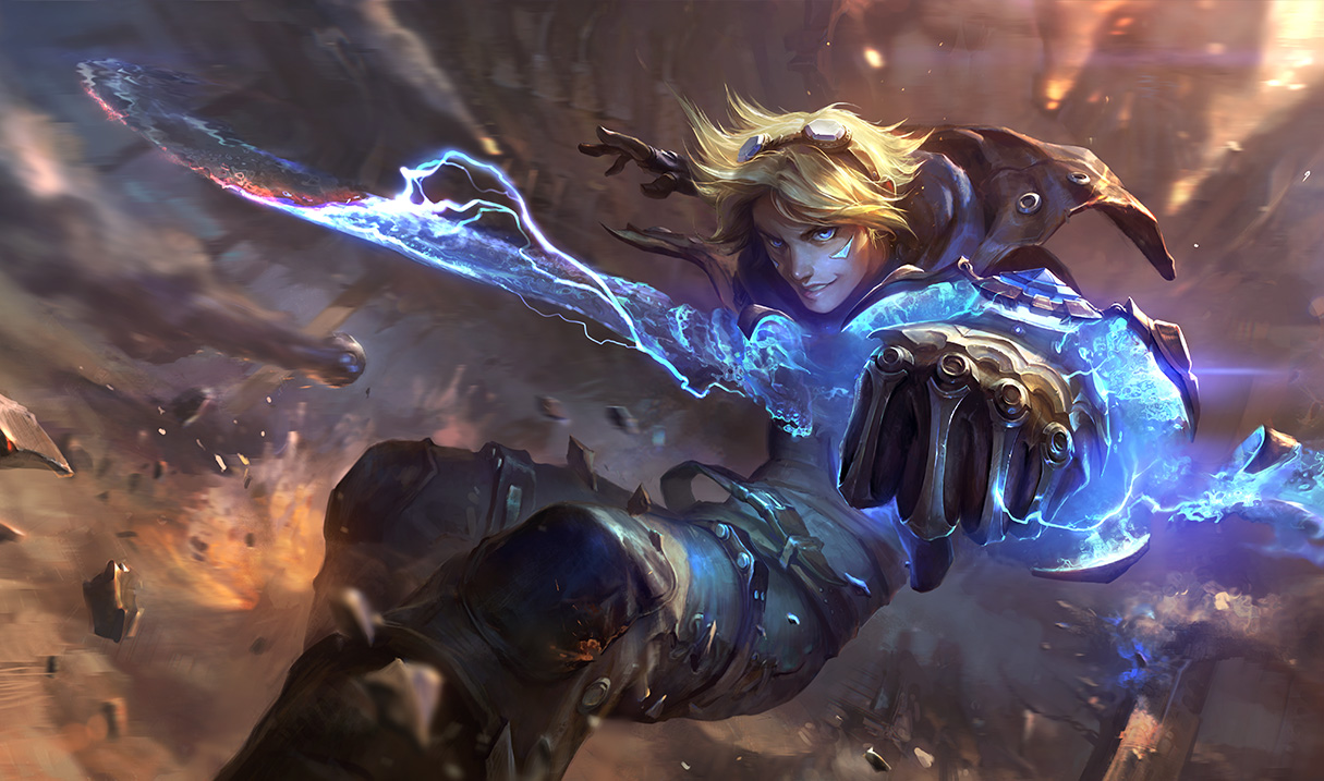 Ezreal balance changes