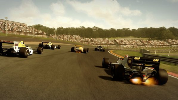 F1 2013 patch released to Steam. Fixes multiplayer matchmaking and framerate race time advantage