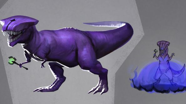 "Dota 2's Faceless Void gets a facelift; see Valve's hilarious ""failed"" concepts"