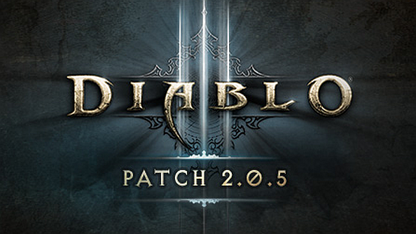 Diablo III Patch 2.0.5