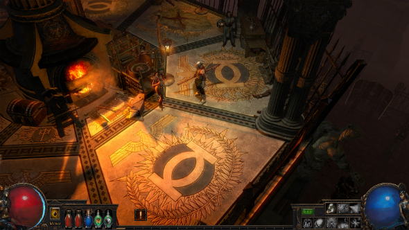 Fall of oriath greek path of exile