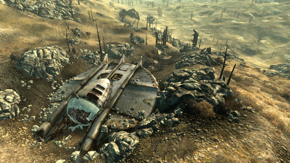 Fallout 4 has never been officially confirmed by Bethesda.