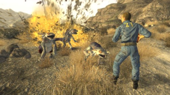 "Fallout: New Vegas director thinks there's ""potential"" in a Fallout MMO"