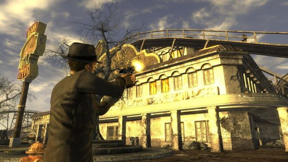 "Obsidian's Sawyer prays for mod support in Fallout 4: ""The community is amazing"""