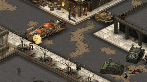 GOG Winter Promo sees Fallout 1, 2 and Tactics made free - before they vanish from sale