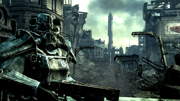 Fallout 3 speed-runner breaks world record