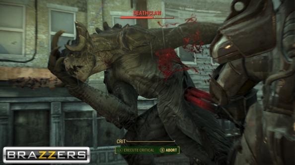 Fallout 4 Brazzers