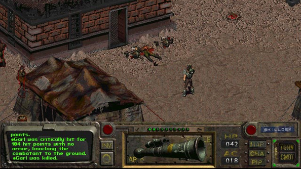 Fallout 1 is currently missing from Steam and GOG.