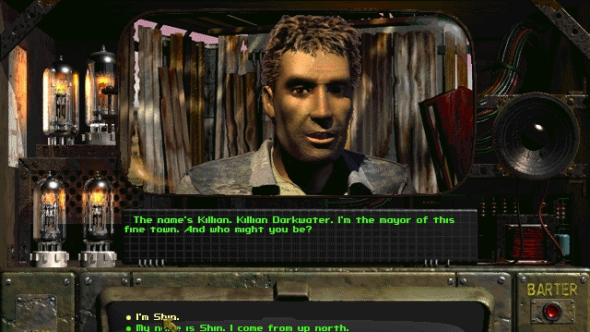 Fallout 1 Killian