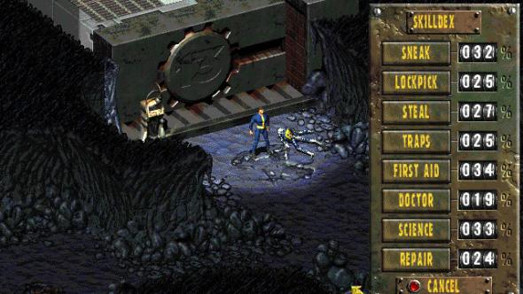 Fallout vault