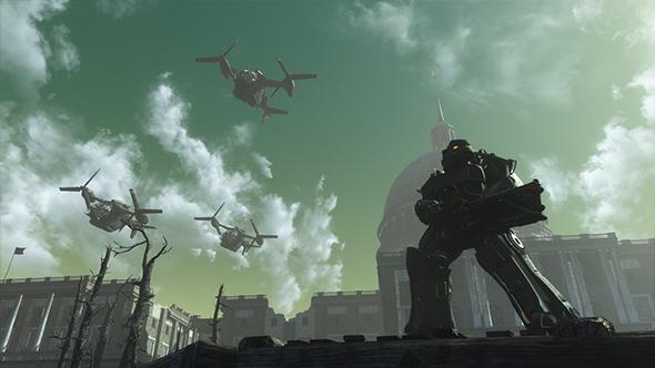 fallout 3 capital wasteland mod fallout 4