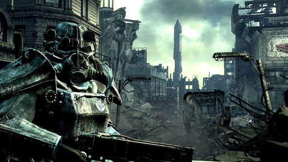 Fallout 3 Capitol