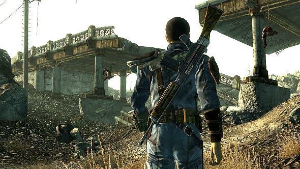 Fallout 3's opening is so good I spent the whole game ...