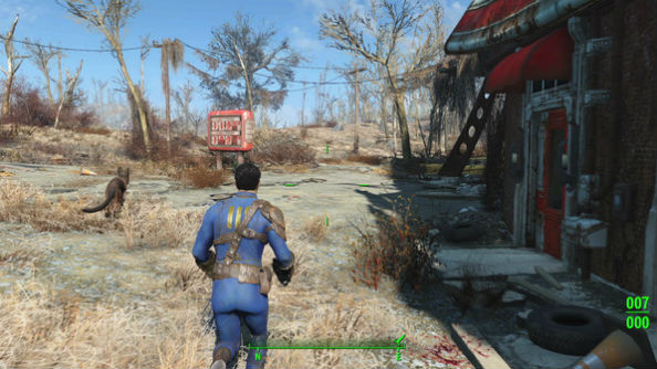 Fallout 4 saves could be corrupted by using console commands, Bethesda warn