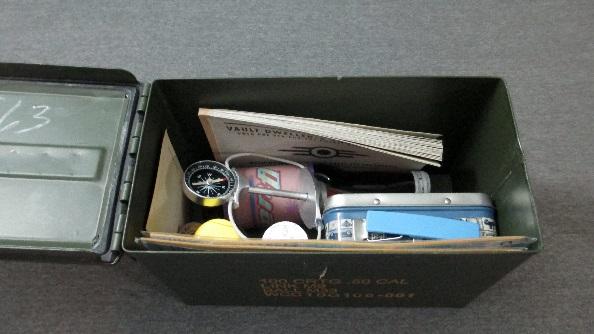Fallout 4 ammo box gift set