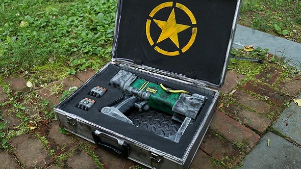 this 3d printed version of fallout 4 s laser pistol is perfect