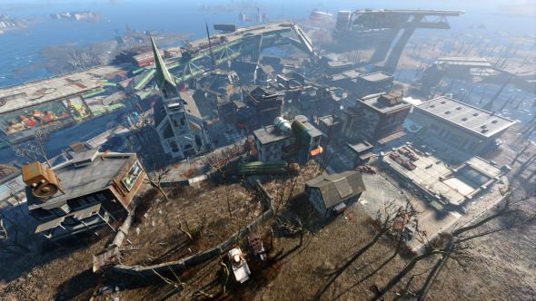 Hey, Fallout 4 settlers: you've got Marcy Long all wrong
