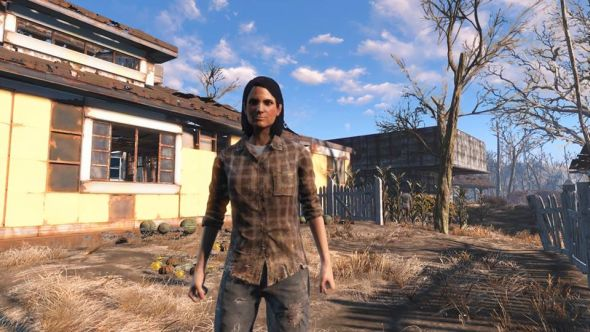 Fallout 4 Marcy Long