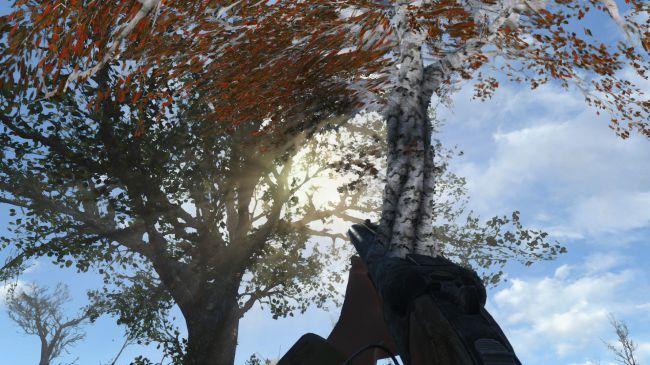 Fallout 4 shrubgun