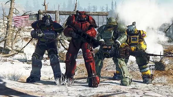 Fallout 76 armour