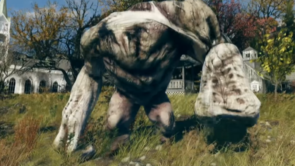 Fallout 76 Grafton monster