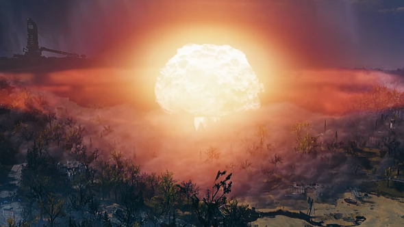 Fallout 76 nuke