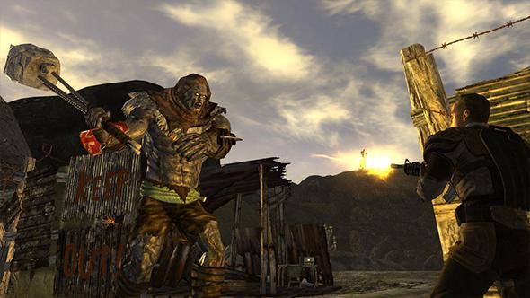 fallout new vegas playable races
