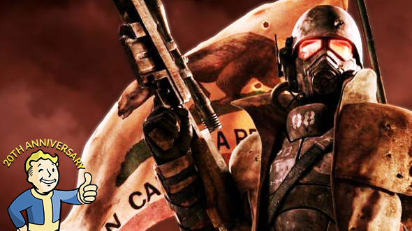 Why the scrappiness of New Vegas is a perfect fit for Fallout's dystopia