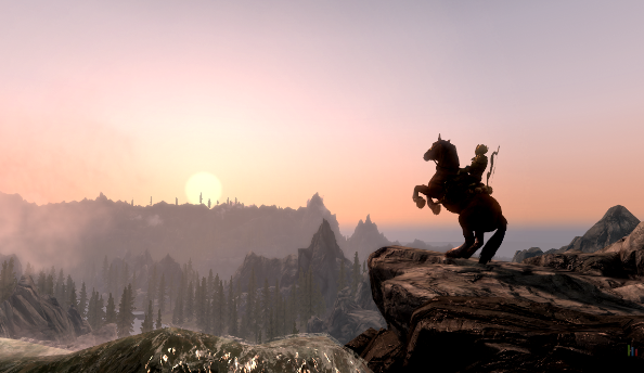 19-year old would-be game designer creates 25 hour Skyrim campaign to grab Bethesda's attention