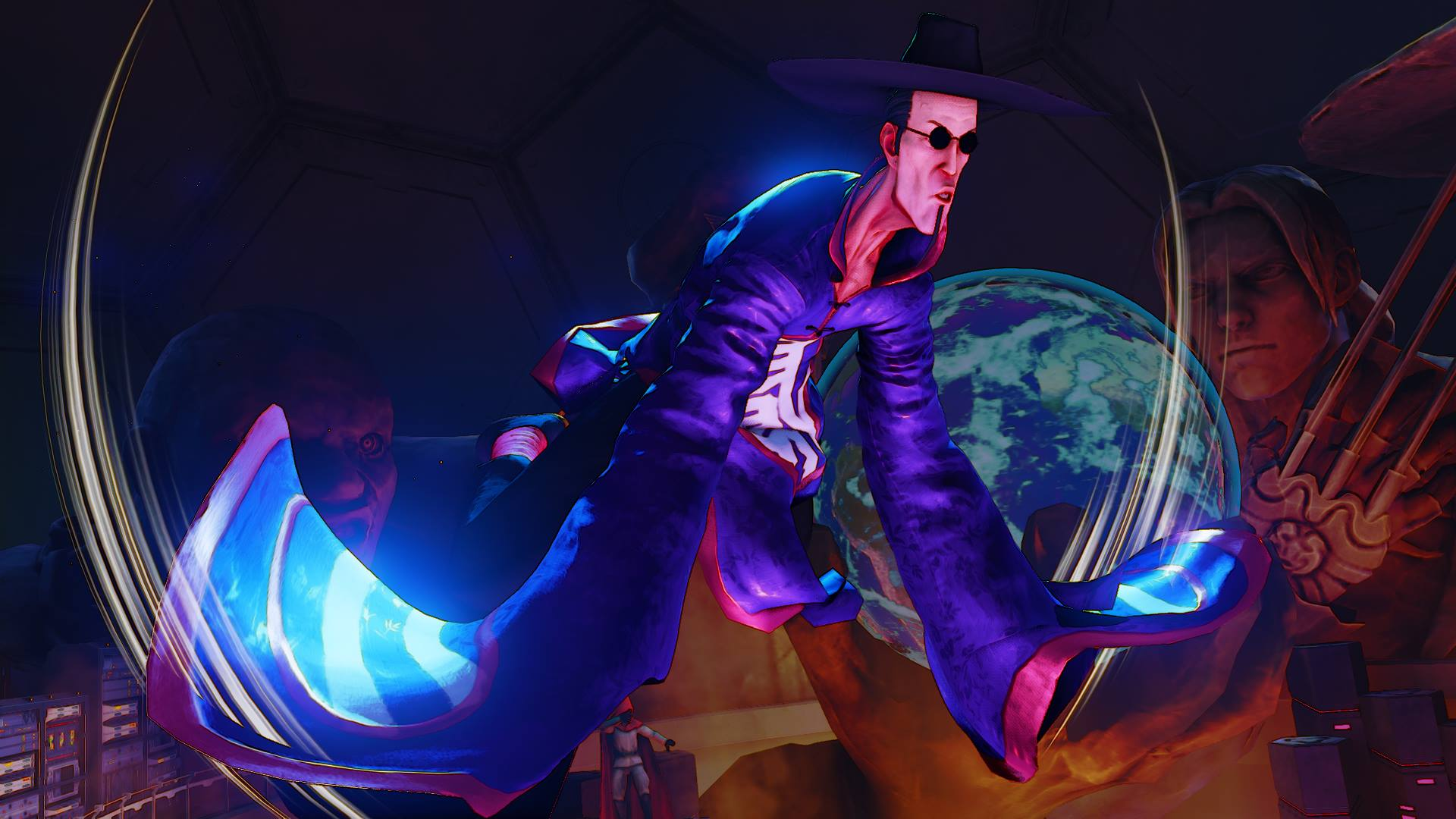 Street Fighter 5 Character List Complete As Fang Flies In Pcgamesn