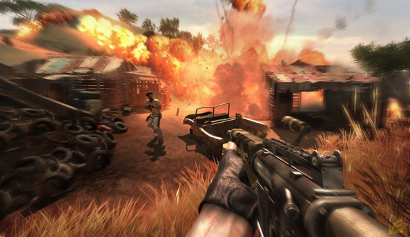 Hocking hell: Far Cry 2 mastermind leaves Valve