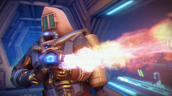 Far Cry 3: Blood Dragon never has to end thanks to new garrison reset button