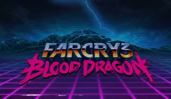 Far Cry 3: Blood Dragon is an '80s sci-fi FPS with a release date and everything
