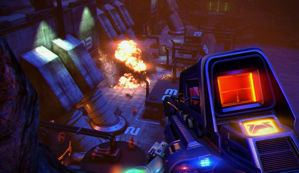Far Cry 3: Blood Dragon trailer brings its robo-balls to the table