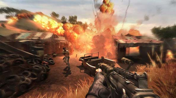 Far Cry 3 trailer features fire, psychopaths, hallucinogens, and freedom