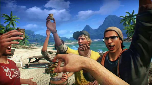 Far Cry 3 updates will add a Master difficulty, let you reset outposts, and improve the custom maps system