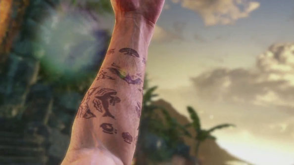 Gulp: tattoo copyright now officially videogames' problem
