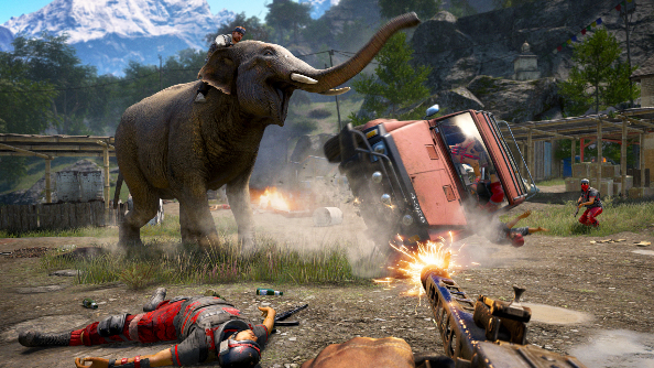 far cry 4 elephants ubisoft pc