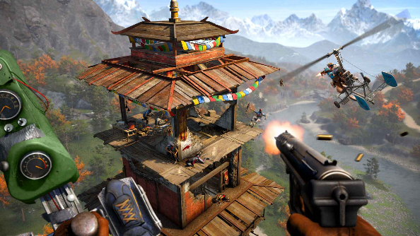 far cry 4 ubisoft pc gyrocopter