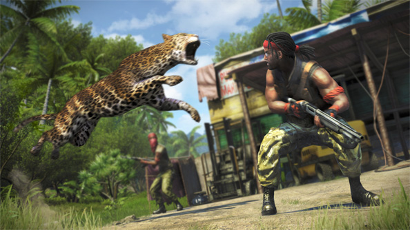 "Far Cry 3 ""critical"" release day patch improves performance; update ""needs to be installed in order to benefit from an optimal game experience"""