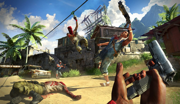 "Ubisoft: Far Cry 3's ""online experience does not support dedicated servers"""
