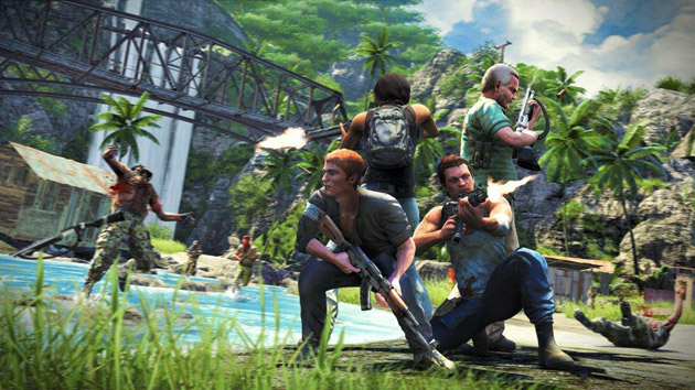 Far Cry 3 PC patch brings better stability and improved matchmaking