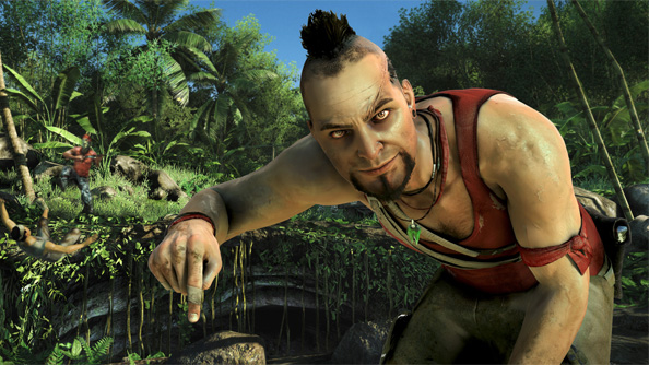 Why I love Far Cry 3's Vaas Montenegro: the best baddie of