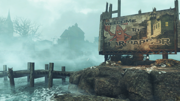 Far Harbor is Bethesda's biggest DLC, adds hours onto Fallout 4