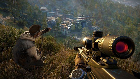 Far Cry 4: base desires.